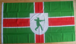 Nottinghamshire Large County Flag - 5' x 3'